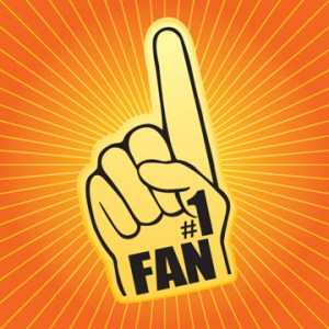 turn patients into fans