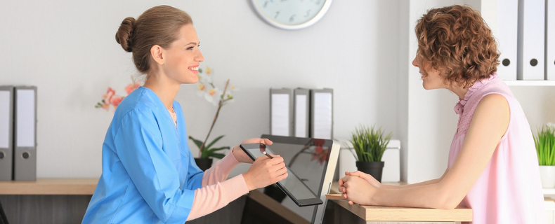 up your game as a receptionist