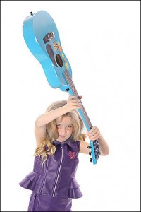 Don't MAKE Your Kid Practice Guitar