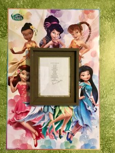 Daniel Johnston meets the Disney Fairies