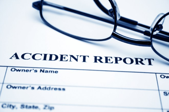 Loredo Accident Attorney accident report