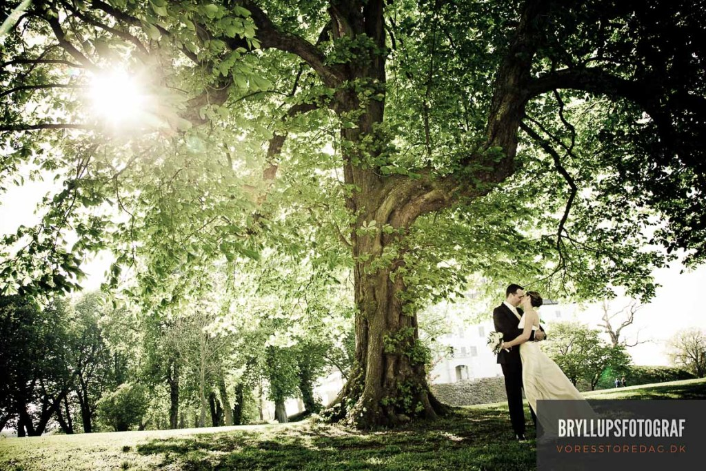 kreativ bryllupsfotograf