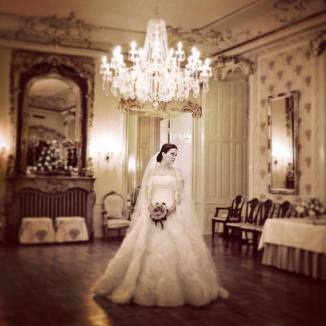 bryllup foto