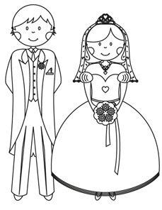 Bryllup Tegning 1