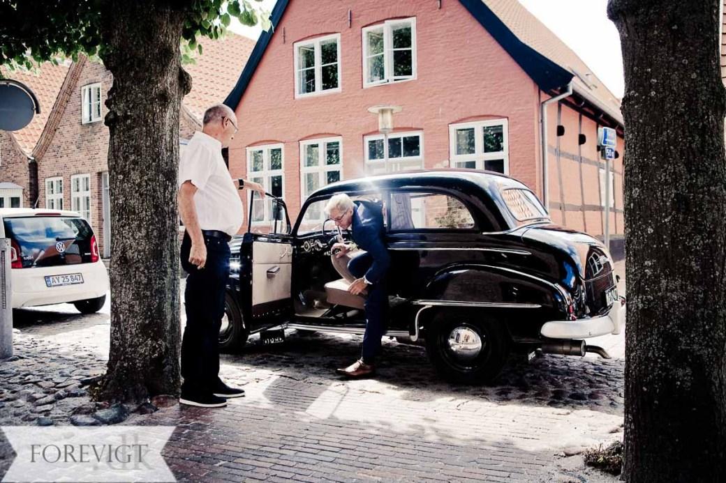 Ekstraordinært & Personligt | Bryllupsfotograf Nordsjælland
