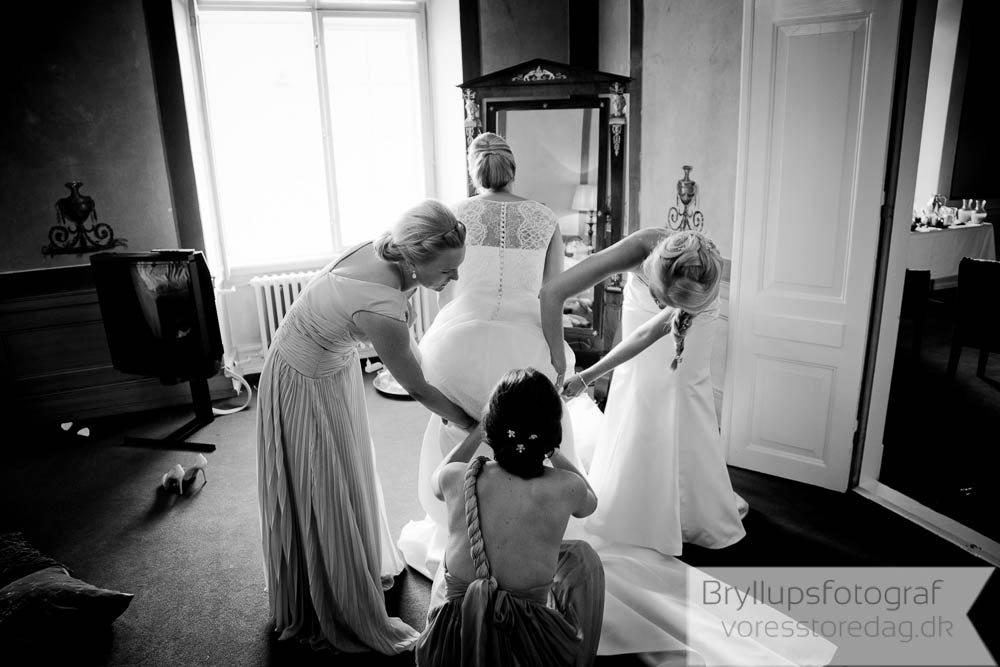 Bryllup – Bruden og Gommen – Planlægning