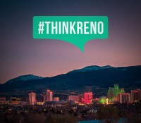 #THINKRENO: City of Reno Campaign