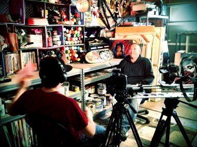 ABC ArtAtack Documentary Interview