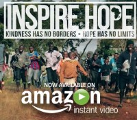 Inspire Hope now available on Amazon Instant Video!
