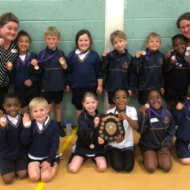 Medway Primary Tri Golf – Winners
