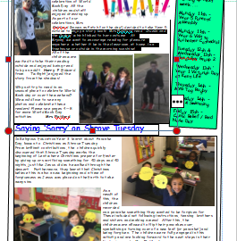 Weekly Newsletter w/e 8th March 2019