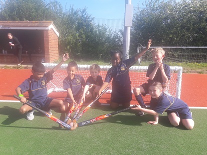 Year 3 Quick Sticks Hockey Competition