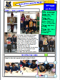 Weekly Newsletter W/e 8th November