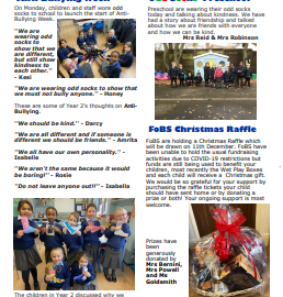 Weekly Newsletter w/e 20th November
