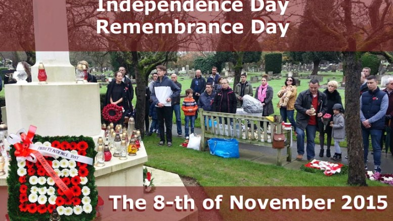 Dzień Niepodległości w Londynie