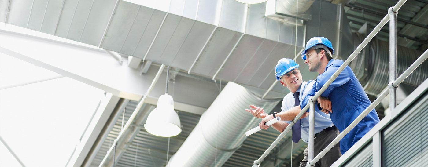 Anlagenmanagement von B&S Objektservice