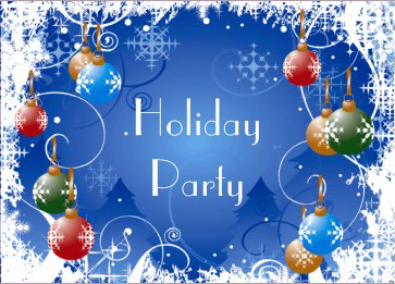 Thanks to all who came out for our holiday party
