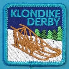 Klondike Derby Sled