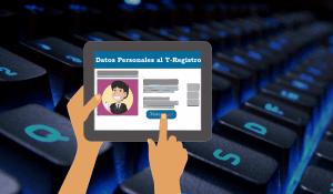 Aprueban actualizar datos en T-Registro.