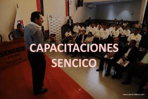 Cursos que brinda SENCICO en Sede Los Olivos – Lima