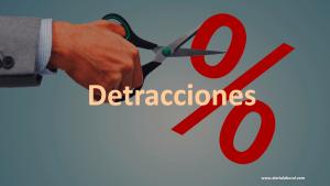 Detracciones y Bancarización