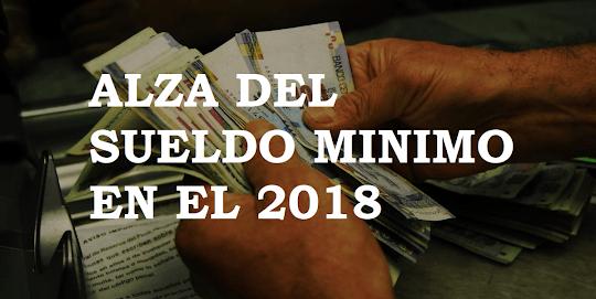 MINTRA: El sueldo mínimo debe ser igual a canasta de 1500