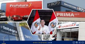 AFP: Nuevas medidas del Gobierno de Vizcarra frente al coronavirus