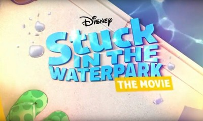 Stuck In The WaterPark The Movie