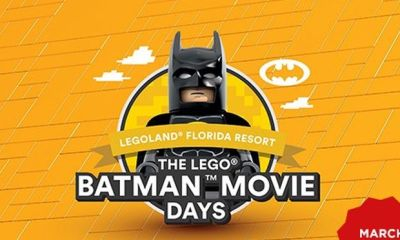 The LEGO Batman Movie Days