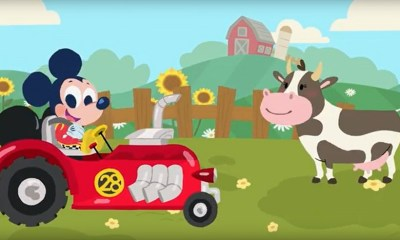 Old McDonald Had A Farm Mickey Disney Junior