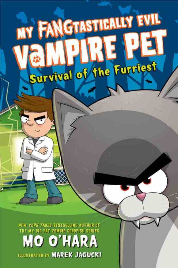 My FANGtastically Evil Vampire Pet Survival of the Furriest