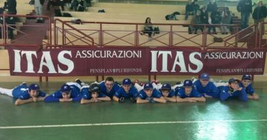 Winter League Baseball Ragazzi ITAS Assicurazioni