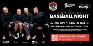 BSC Rovigo Baseball Night 2021