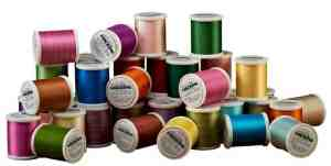 Madeira Rayon No. 40, Rayon Embroidery & Quilting, 220 yd/200 m