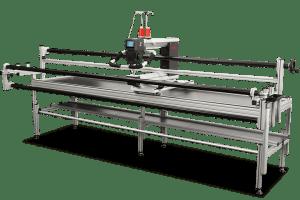Bernina Q20 / Q24 Longarm Quilting Machine with Frame
