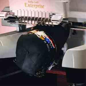 Baby Lock Wide Cap Frame Set - 10 Needle Free Arm Machines