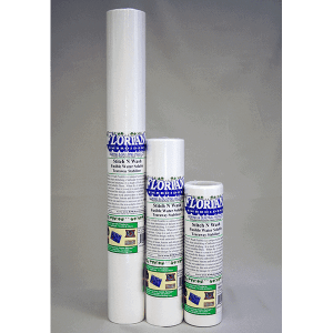 "Floriani Stitch N Wash Fusible Water Soluble Stabilizer - 15"" x 10 yard (FSWF1510)"