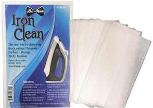 Bo Nash Iron Clean 10/pk sheets
