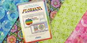 Floriani Rainbow Embroidery Software