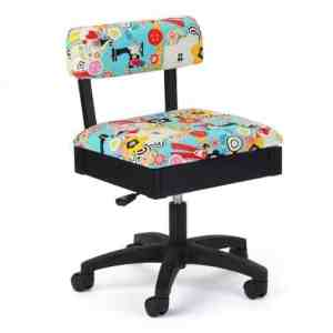 Arrow Sew Wow Sew Now Hydraulic Sewing Chair