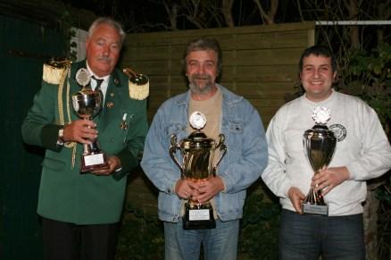 Preis- und Pokalschießen 2009