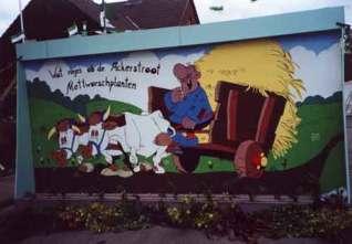 Hindernisse 2000: Ackerstraße