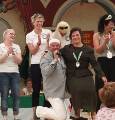 Schützenfest 2012: Bunter Nachmittag: DJ Ötzi