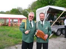 Kaiserschießen 2013 - 5. Preis: Rudi Steegmann