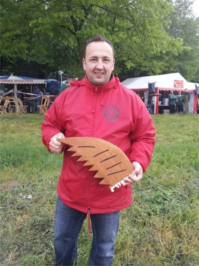 Kaiserschießen 2013 - 4. Preis: Stefan Moeller