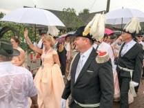 Historischer Festumzug durch Baerl ©stefanmoeller