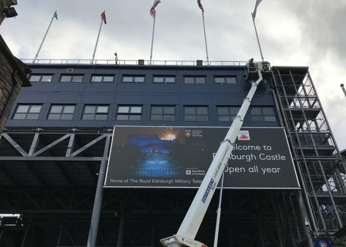Making a Statement with the Royal Edinburgh Military Tattoo