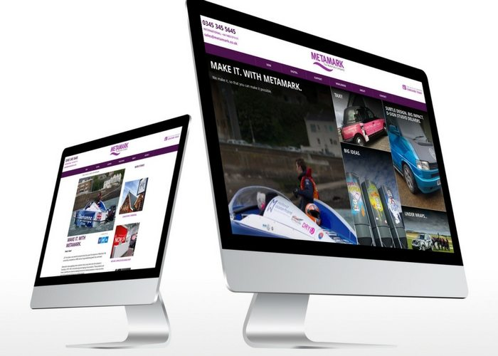METAMARK LAUNCHES MAJOR NEW WEBSITE. IT'S ALL ABOUT YOU.