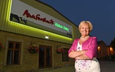 An illuminating contract win at UK's most famous artisan yogurt producer