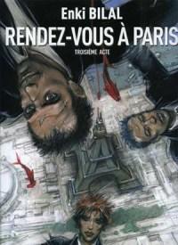 Enki Bilal - Incontro a Parigi